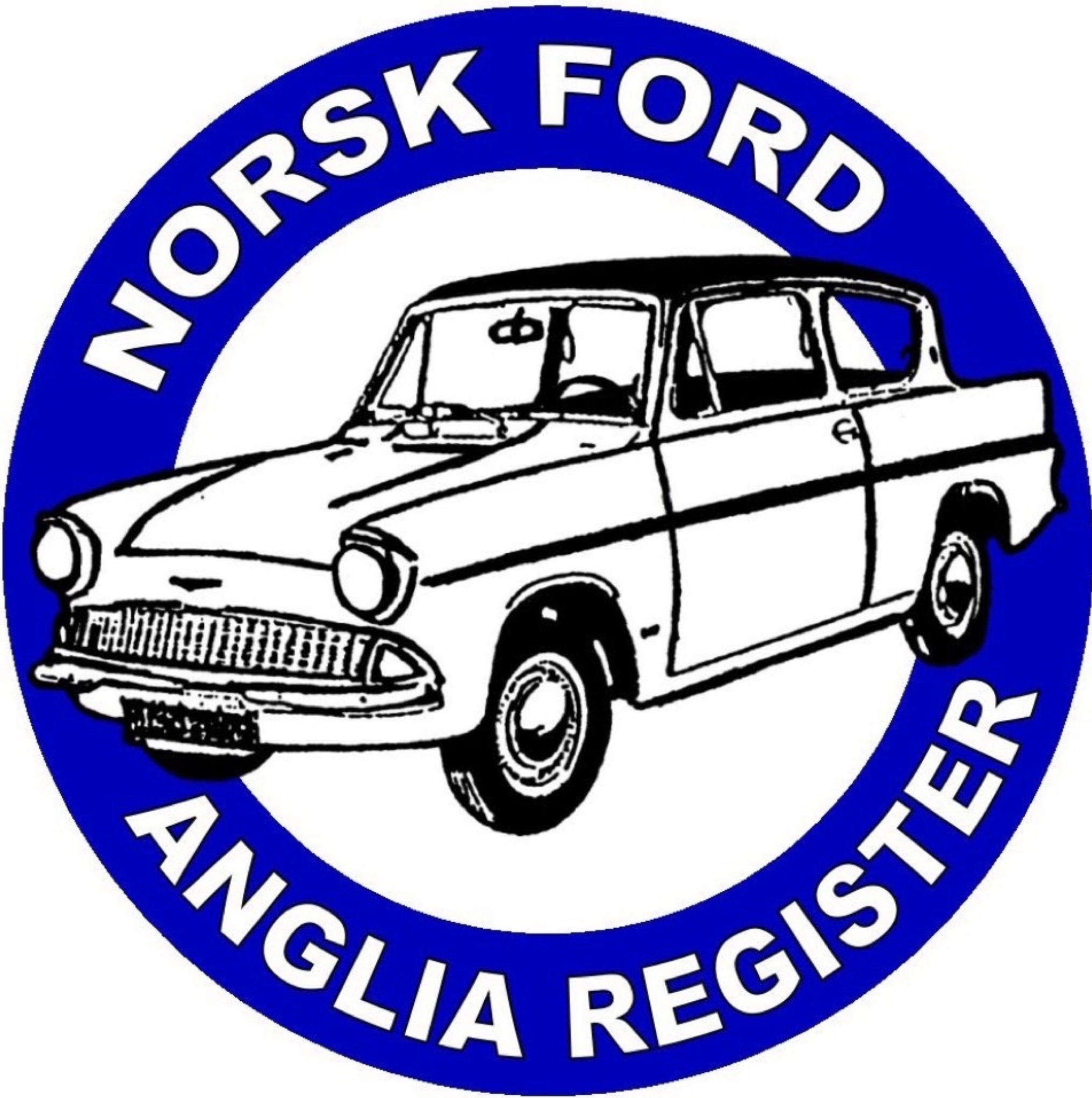 Norsk Ford Anglia Register